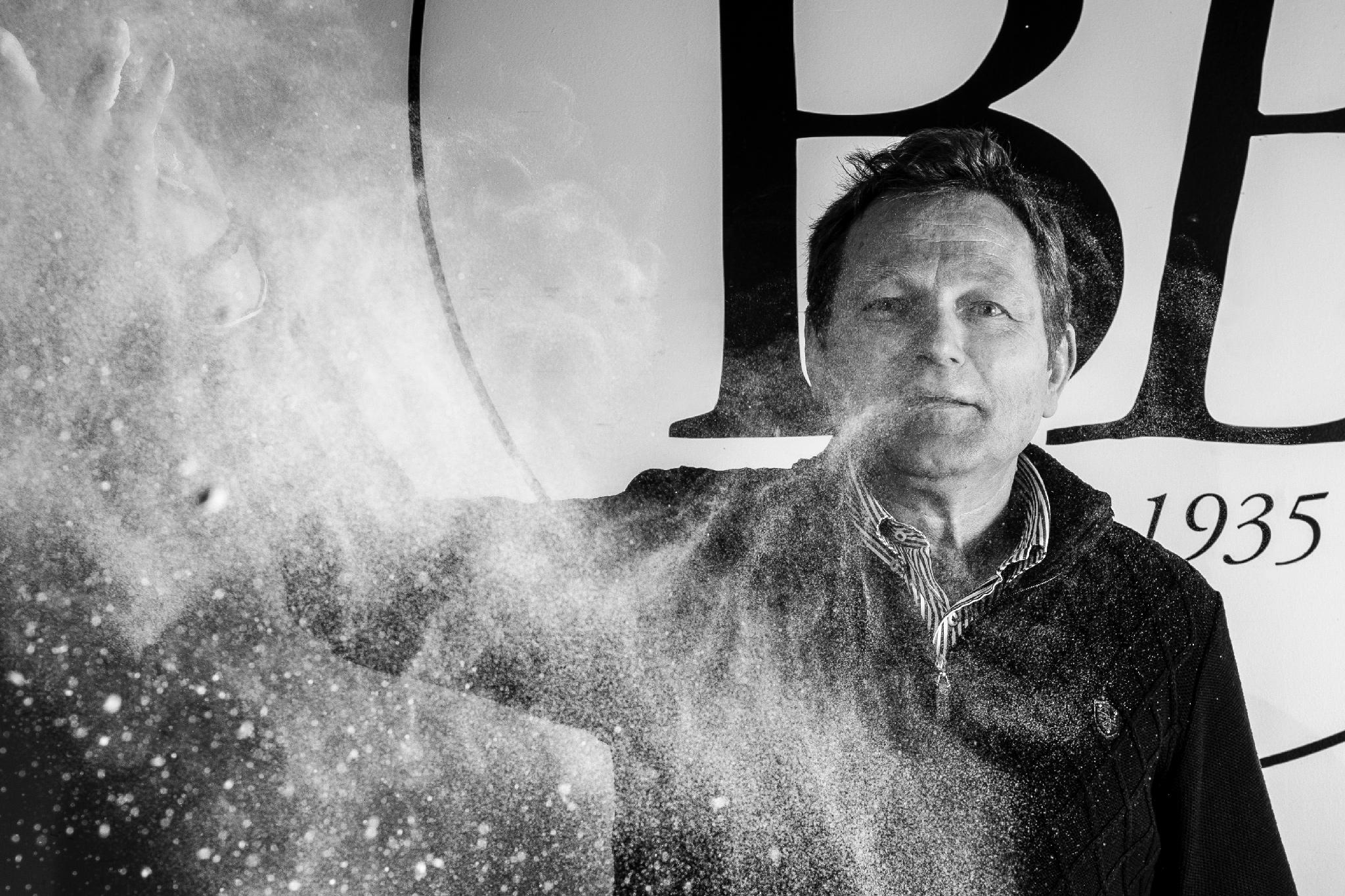 Photographe Lyon Villeurbanne - portrait professionnel artisan commerçant - François Bettant - La Maison Bettant - Gratte-Ciel