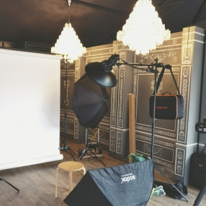 Photographe Lyon Villeurbanne - photo illustration studio mobile