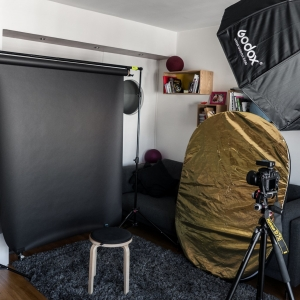 Photographe Lyon Villeurbanne - photo illustration studio mobile