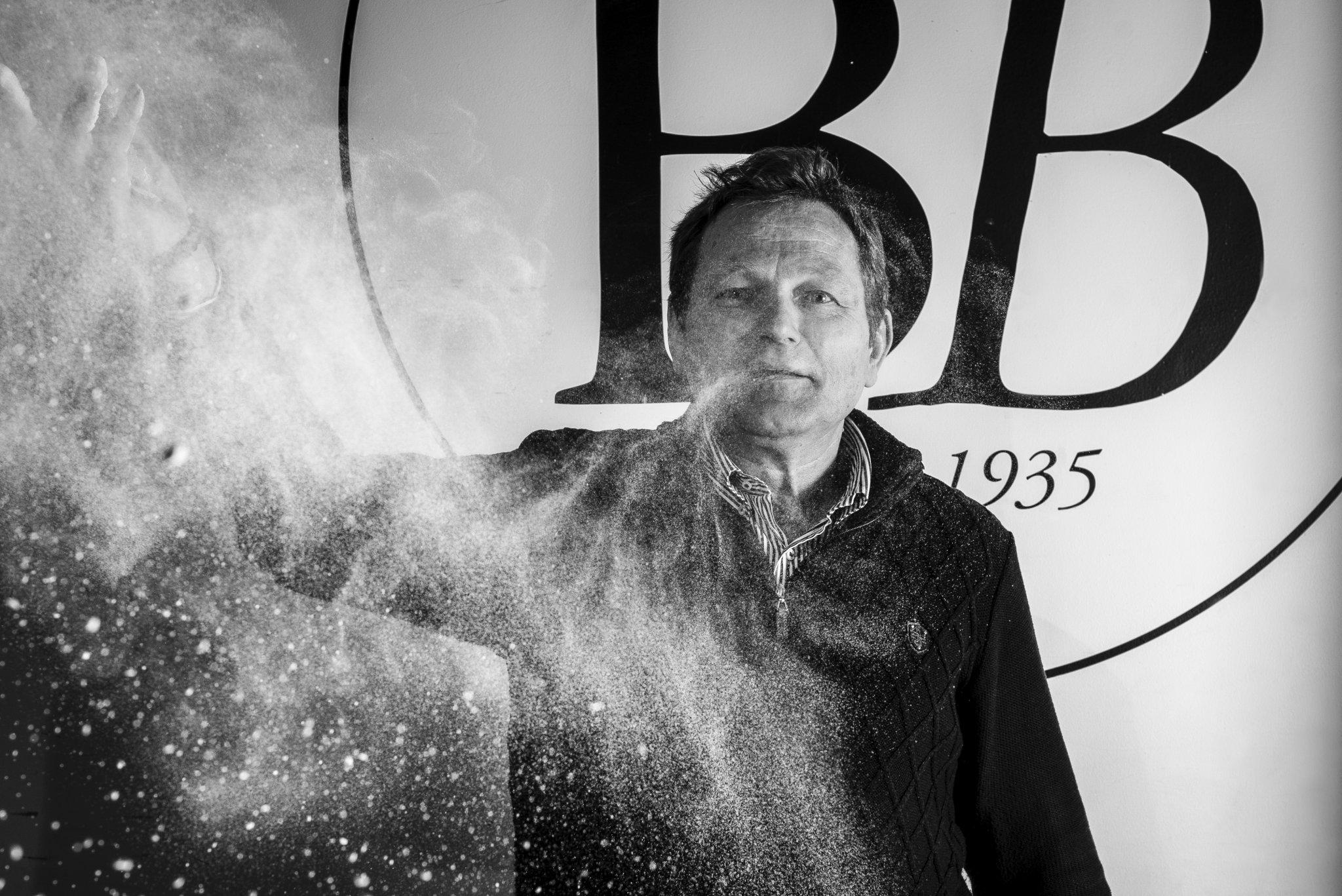 Photographe Lyon Villeurbanne - portrait professionnel artisan commerçant entreprise - François Bettant - La Maison Bettant - Gratte-Ciel
