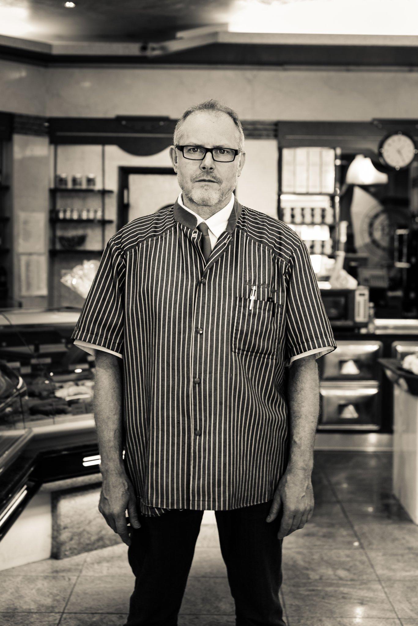 Photographe Lyon Villeurbanne - portrait professionnel artisan commerçant entreprise - Gilles Drevet - Maison Drevet - Gratte-Ciel