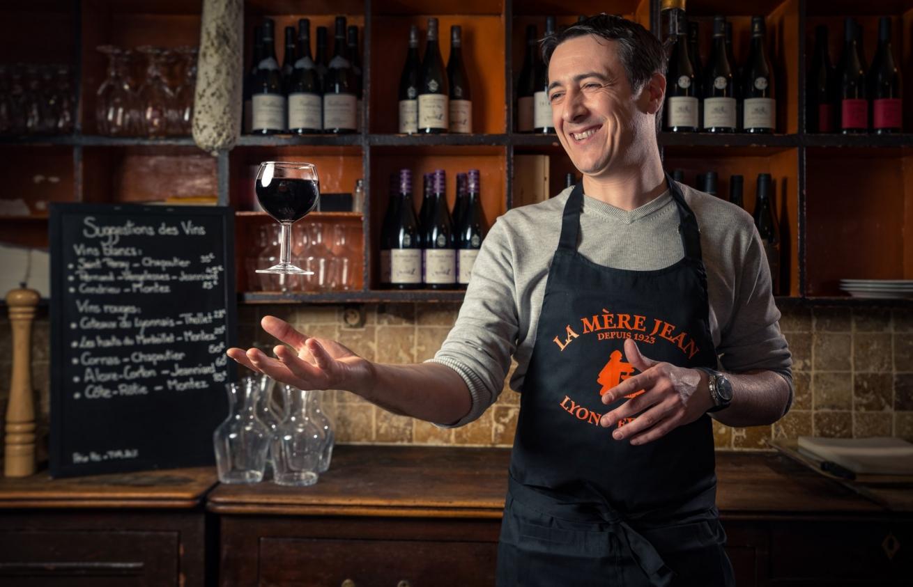 Photographe Lyon Villeurbanne - portrait professionnel artisan commerçant entreprise - Mathias Bernardi - La Mère Jean