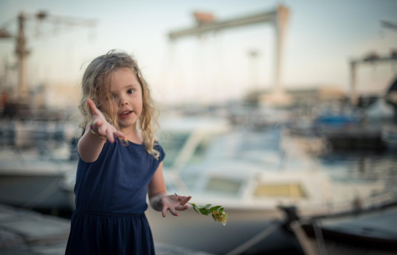 Photographe Lyon Villeurbanne - portrait enfant - famille