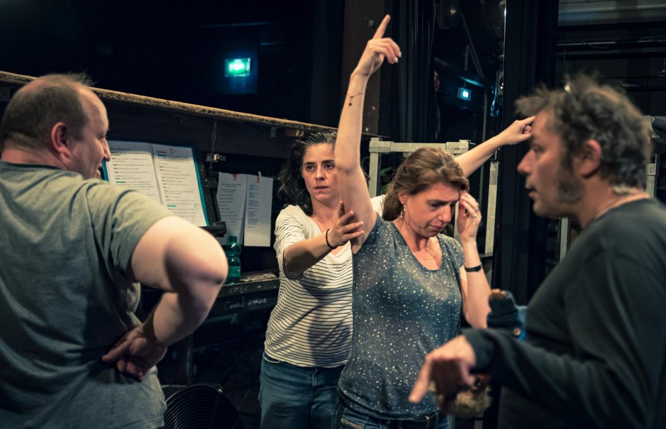 Photographe Lyon Villeurbanne - Reportage Théâtre le Guignol de Lyon