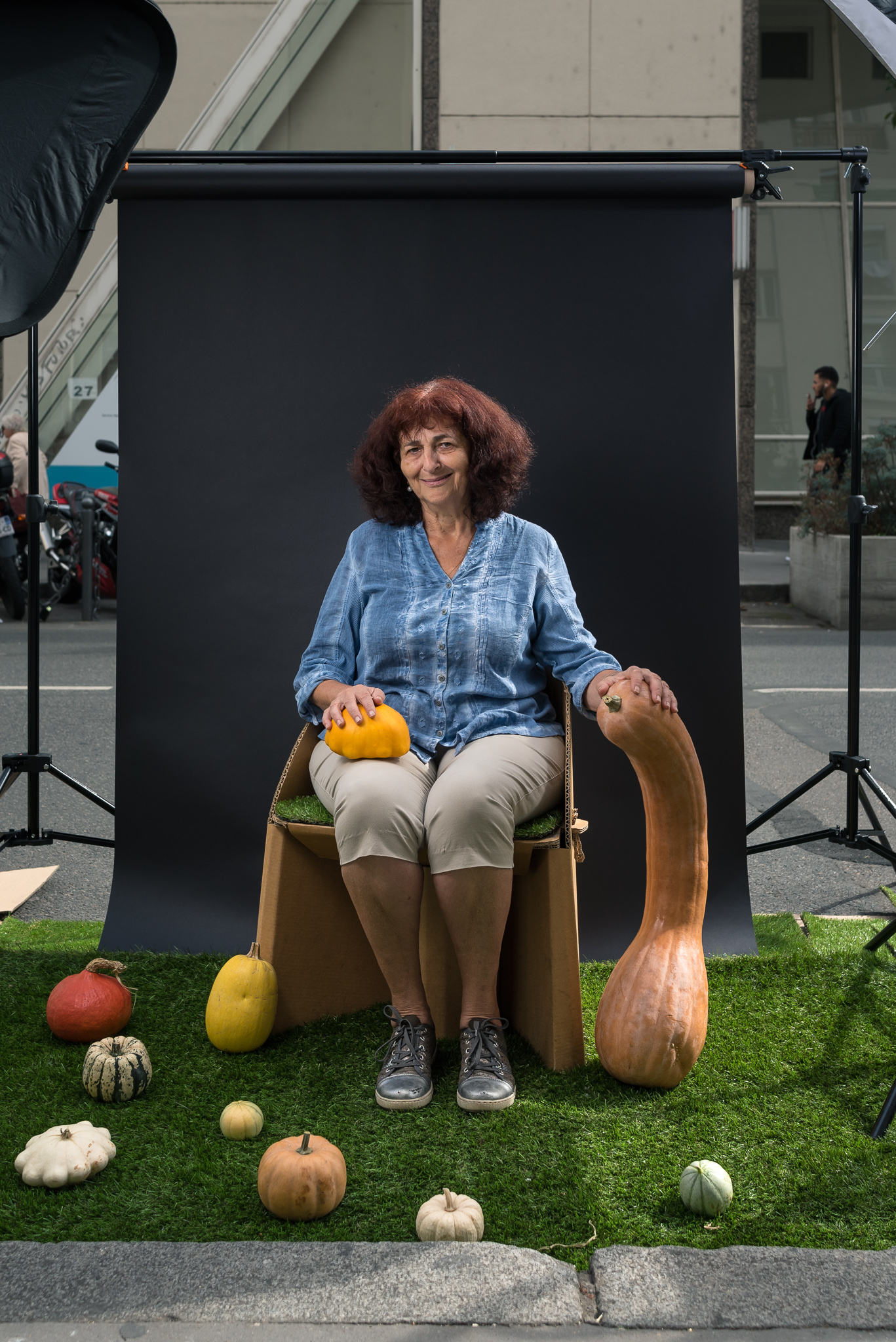 Photographe Professionnel Lyon Villeurbanne - parking day evenement portrait