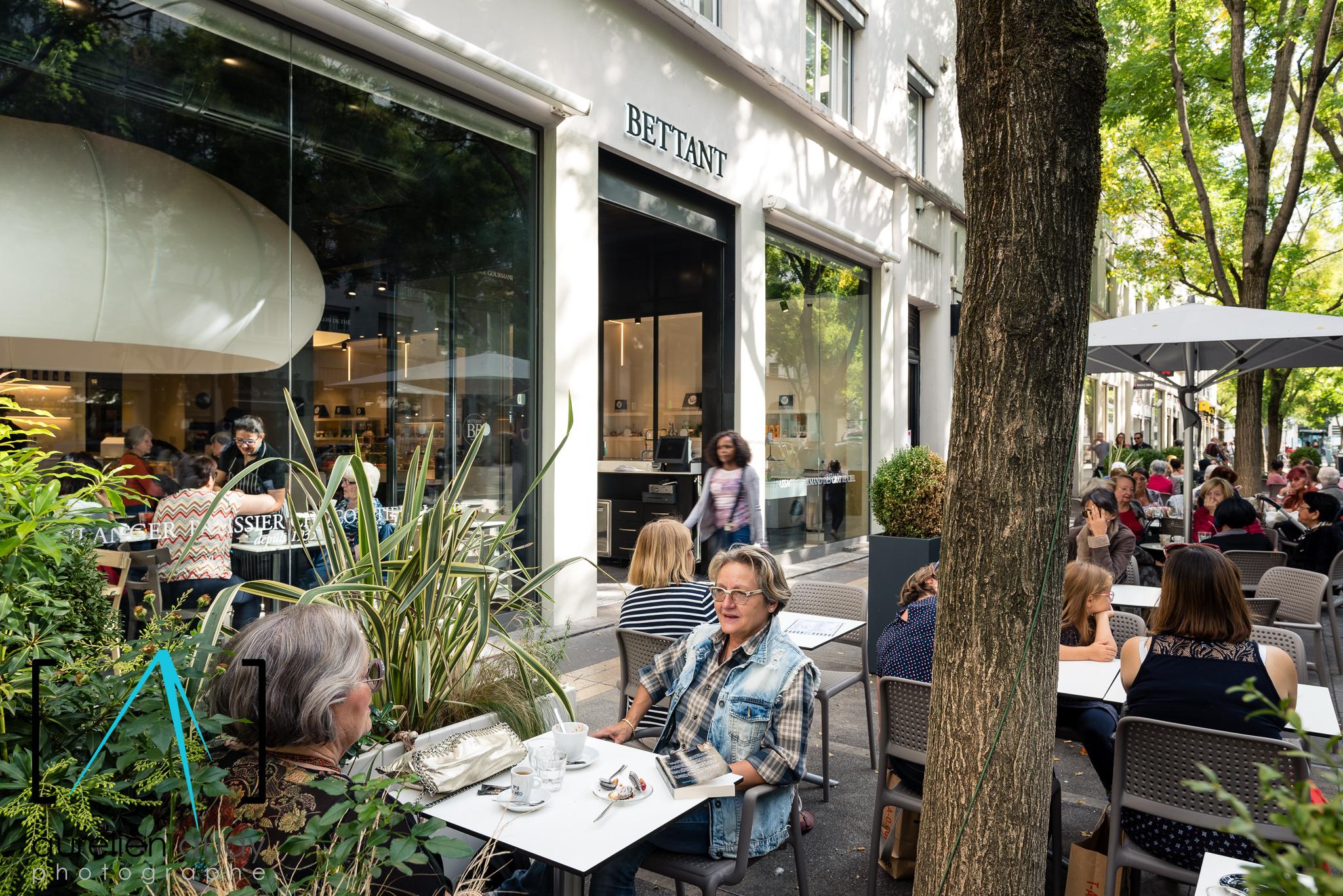 Photographe Lyon Villeurbanne - illustration ambiance lieu entreprise - Maison Bettant - Gratte-Ciel