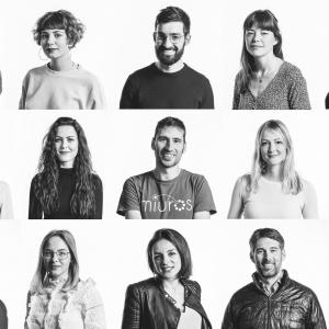 Aurélien AUDY - photographe LYON - portrait startups entreprise studio