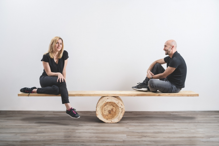 Aurélien AUDY - photographe LYON - shooting dev&plus entreprise portrait projet créatif studio