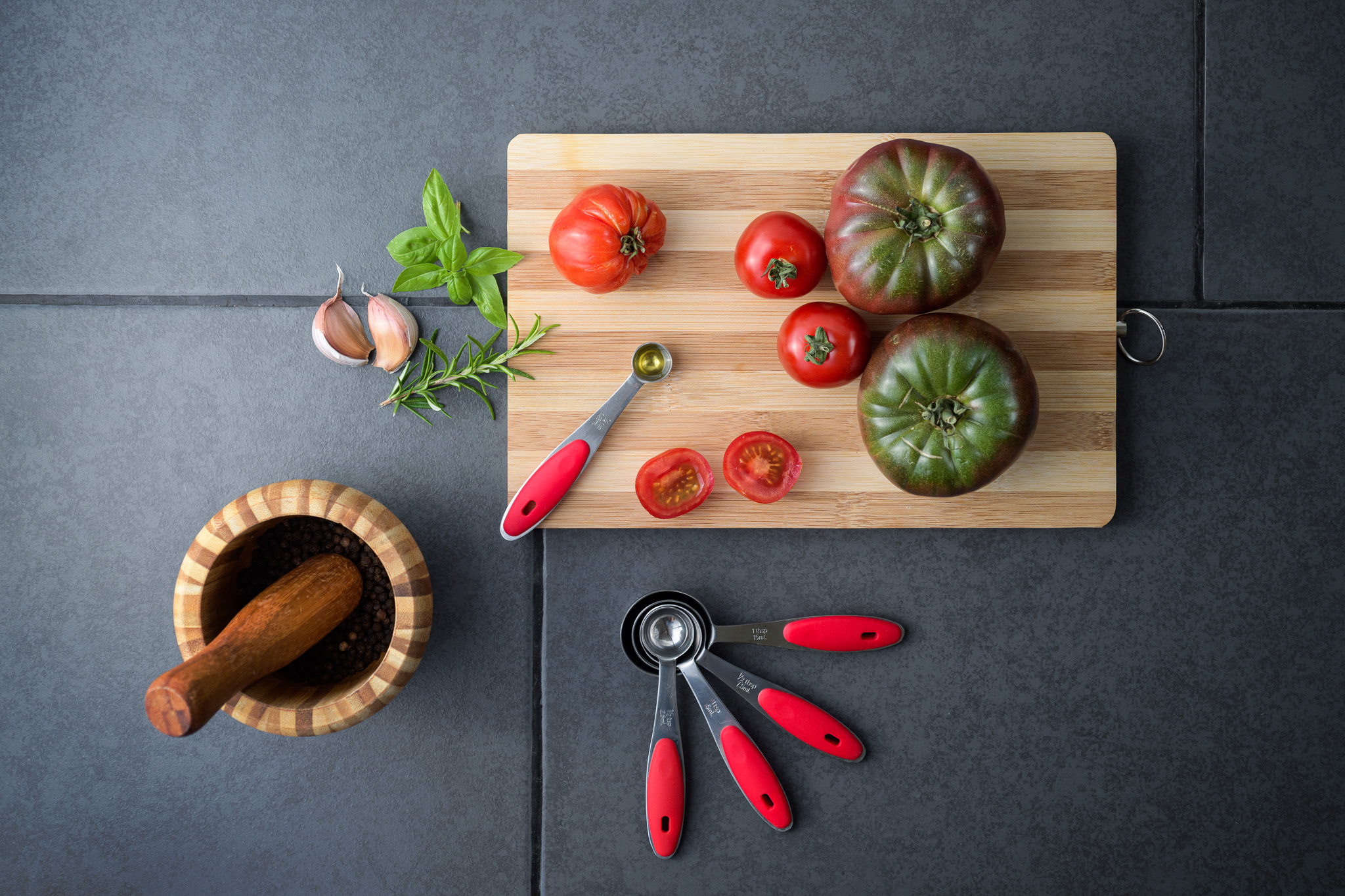 Aurélien AUDY - photographe LYON - shooting produit mise en scène culinaire