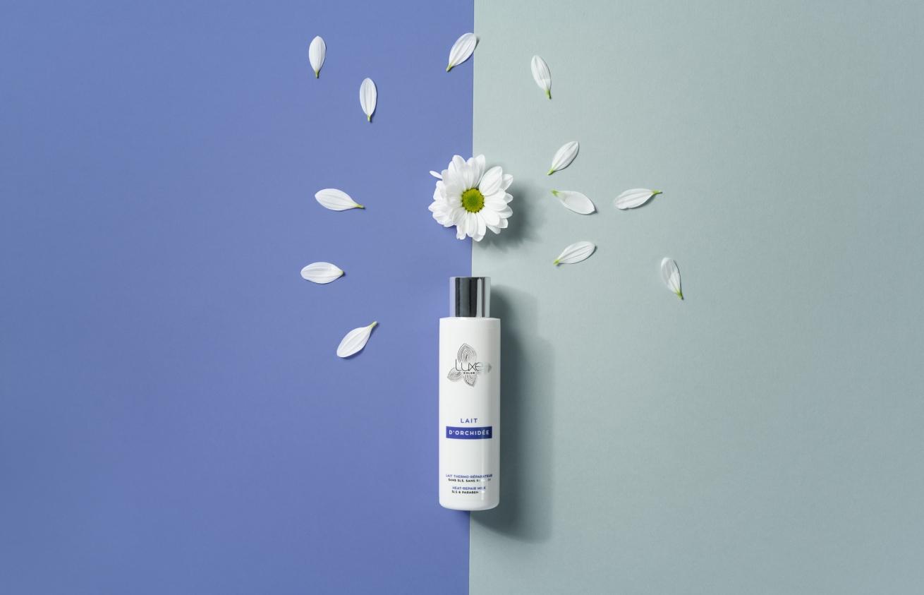 Aurélien AUDY Photographe Lyon - packshot produit cosmétique illustration vue top mise en scène