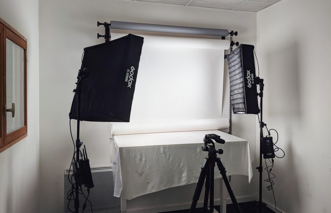 Installation studio formation