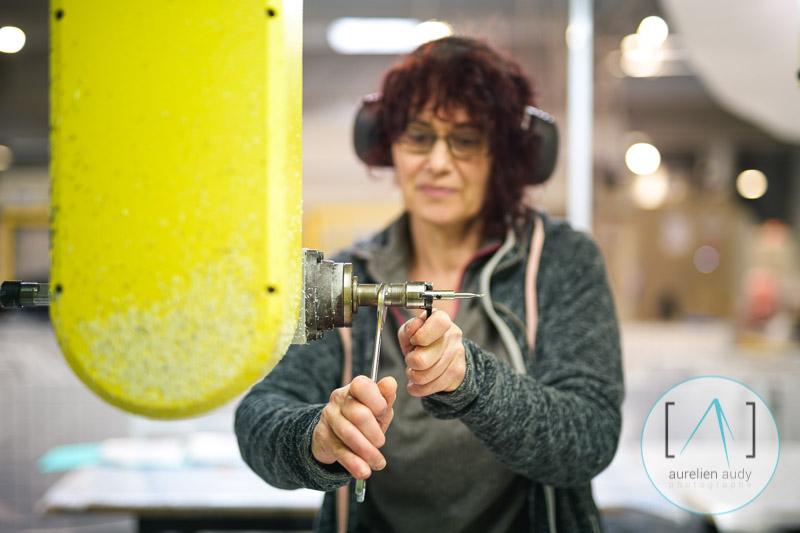 Aurélien Audy - photographe Lyon - photothèque syndicat professionnel métier filière Plasturgie organisation patronale