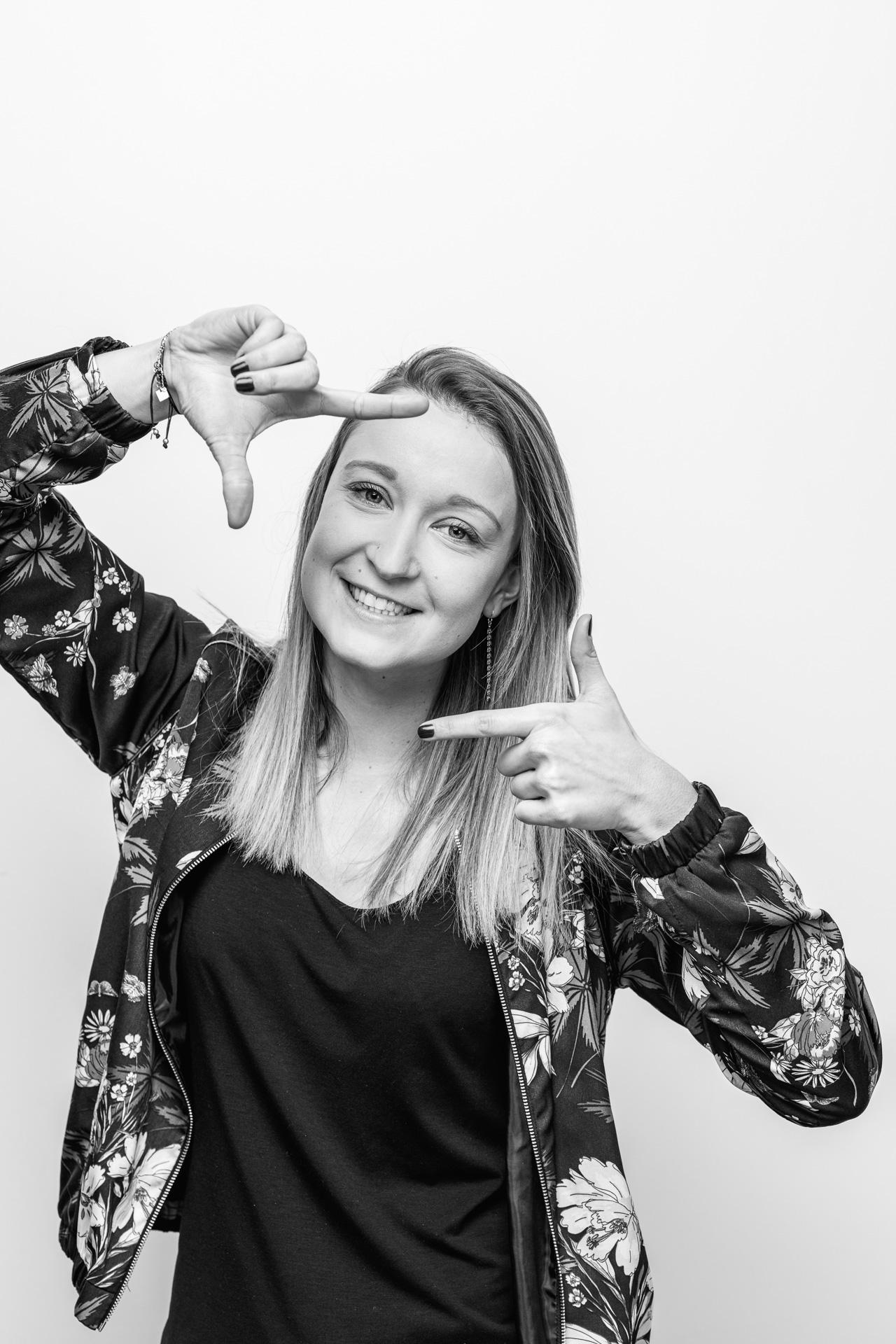 Aurélien AUDY Photographe Lyon - portrait entreprise trombino